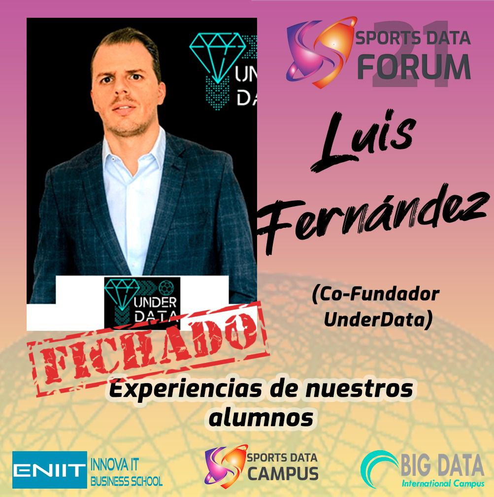 Luis Fernandez Sports Data Forum 2021